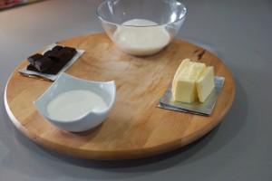 Ingrédient chocolat fondant